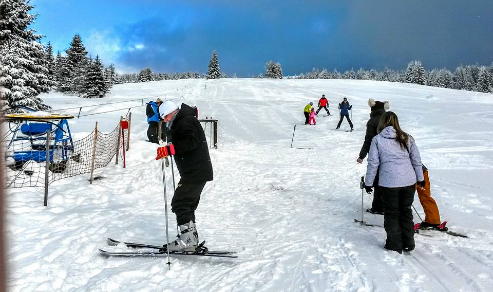 Ски зона Картола