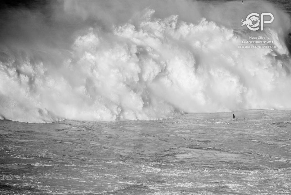 Вълните в Назаре