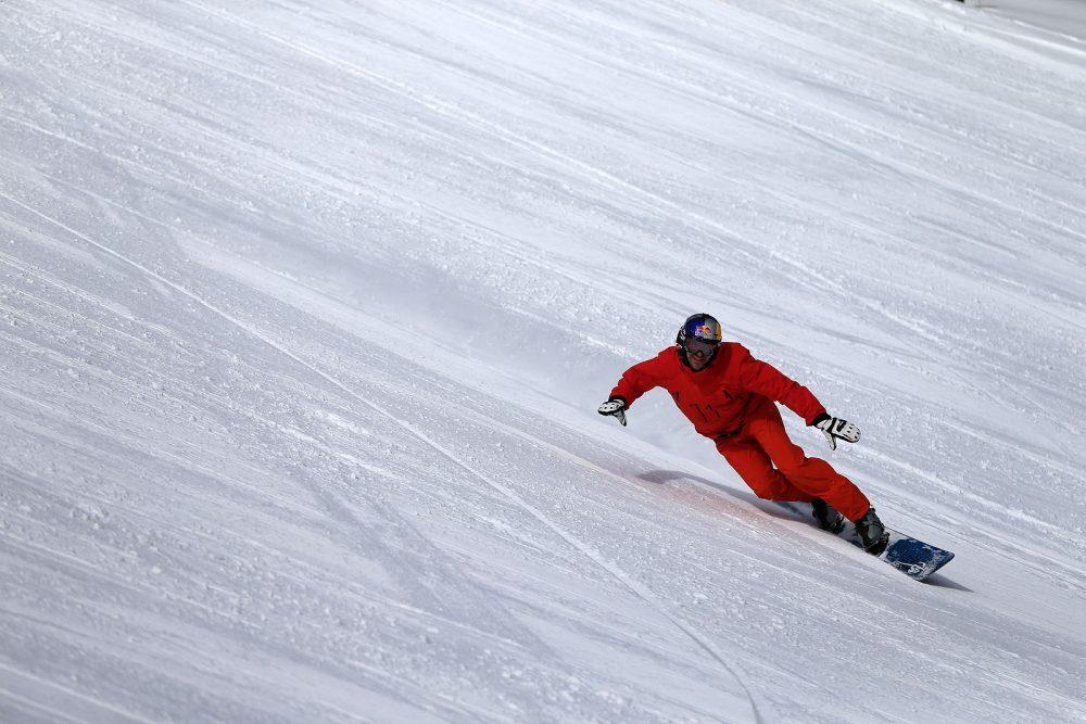 Карвинг сноуборд техника