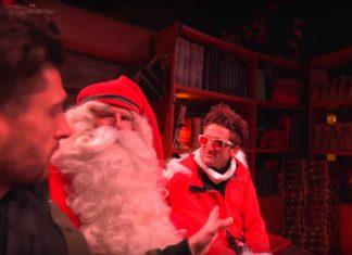 Кейси Нийстат и Дядо Коледа