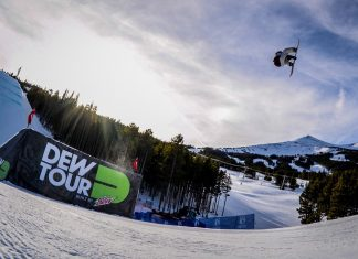 dew tour snow