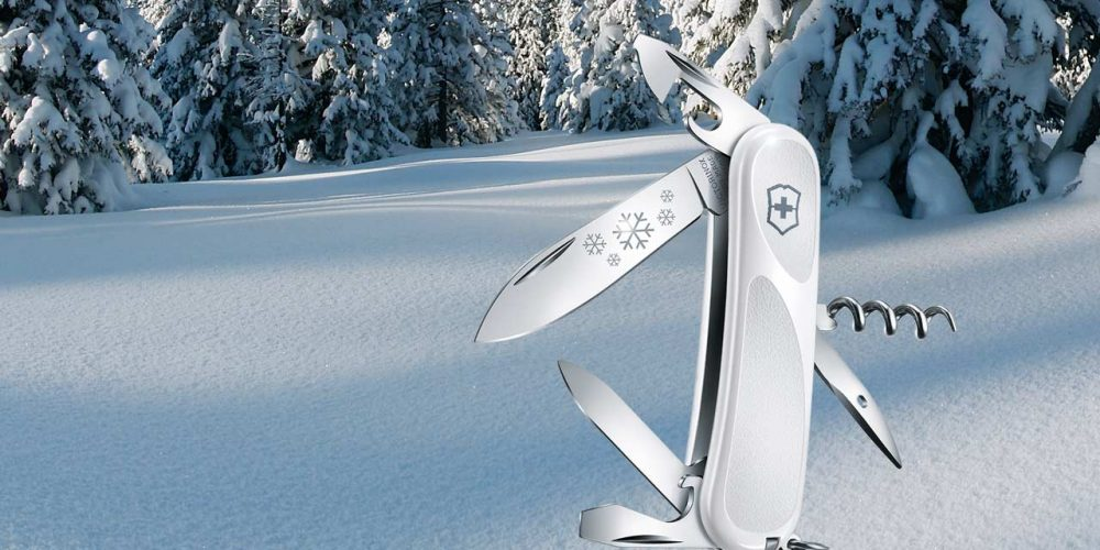 Victorinox Evolution White Christmas