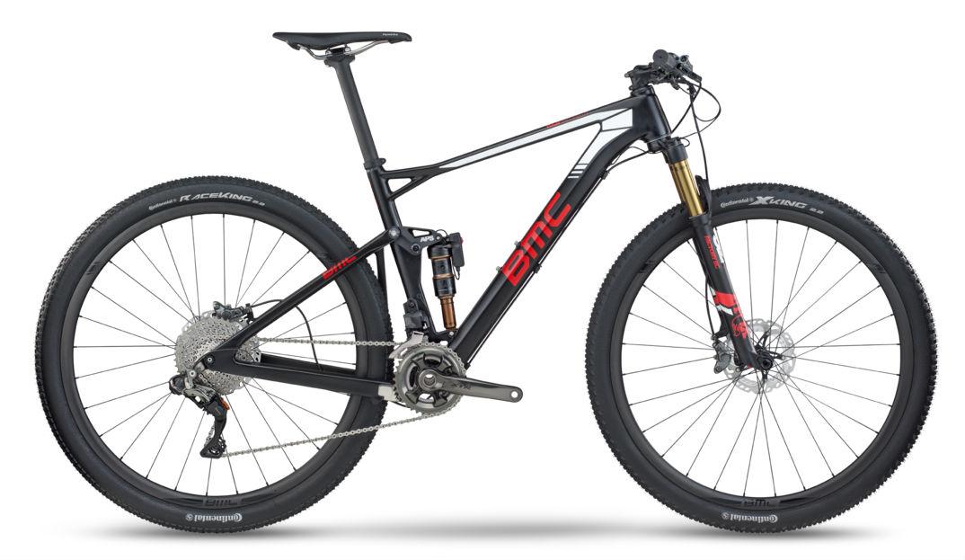 BMC fourstroke 01 XTR Di2 маунтин байк