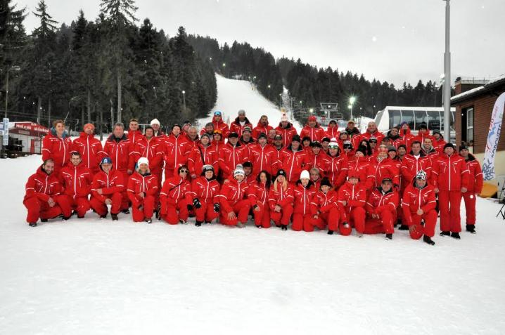 Ски учителите на Бороспорт