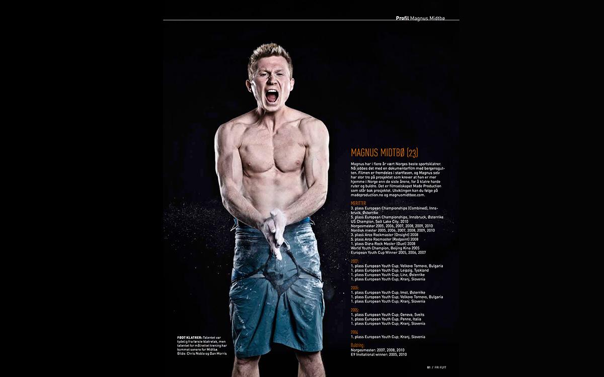Портрет на Магнус Митбу