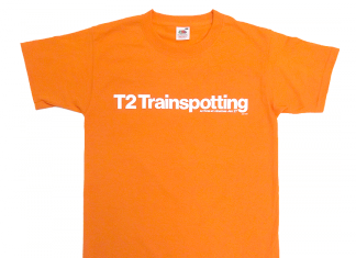 T2 TRAINSPOTTING T-Shirt (2)