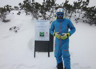 Станция за проверка на лавинни предаватели