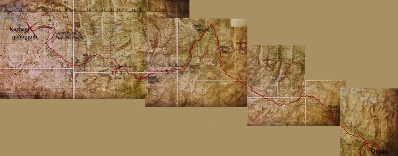 Байк маршрут Кавказ