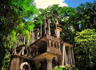Райската градина на Мексико