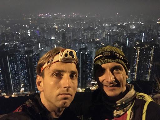 Бягане в Азия, Оги Ковачев