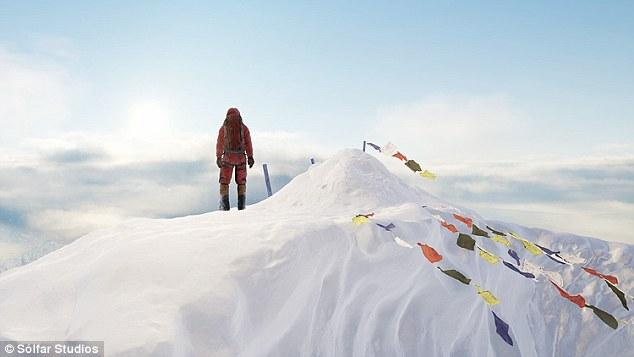 Да изкачиш Еверест от фотьойла
