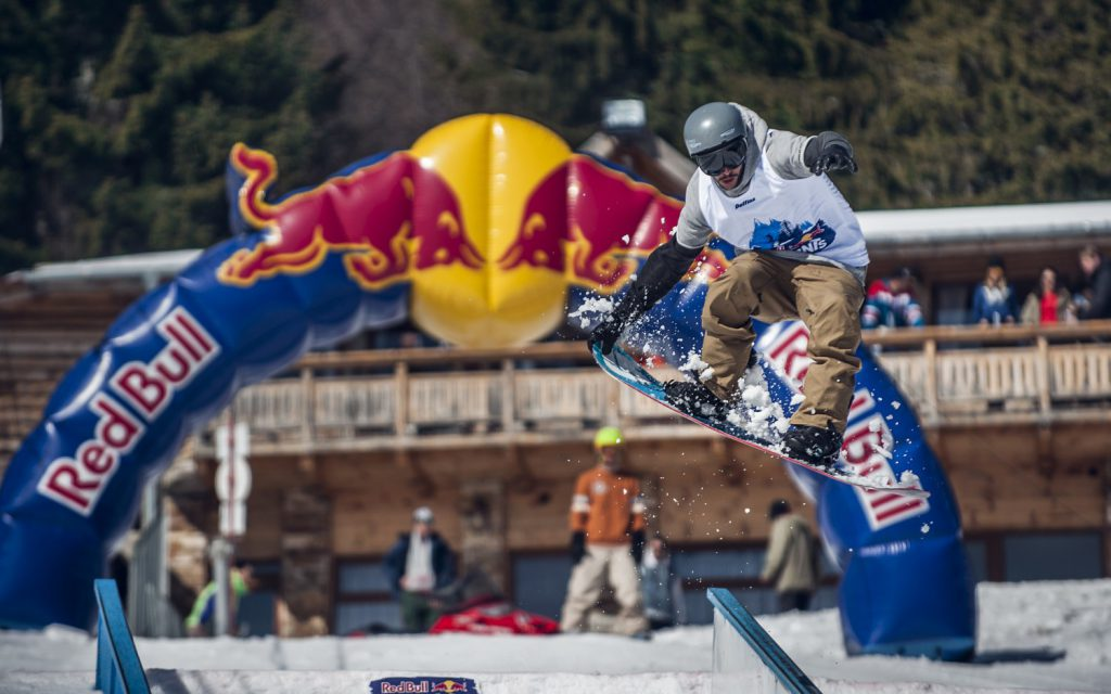 Red Bull FRAGMENTS 2017