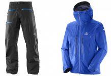 Яке и панталон S-Lab X Alp Pro