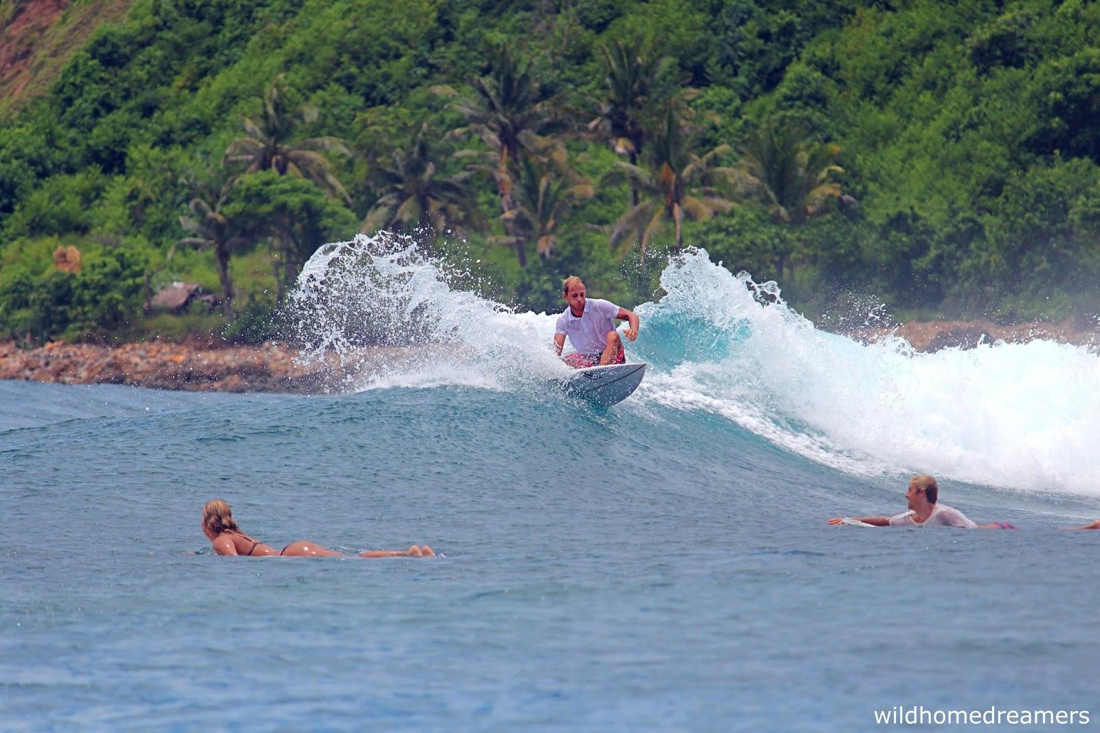 Ники на сърф