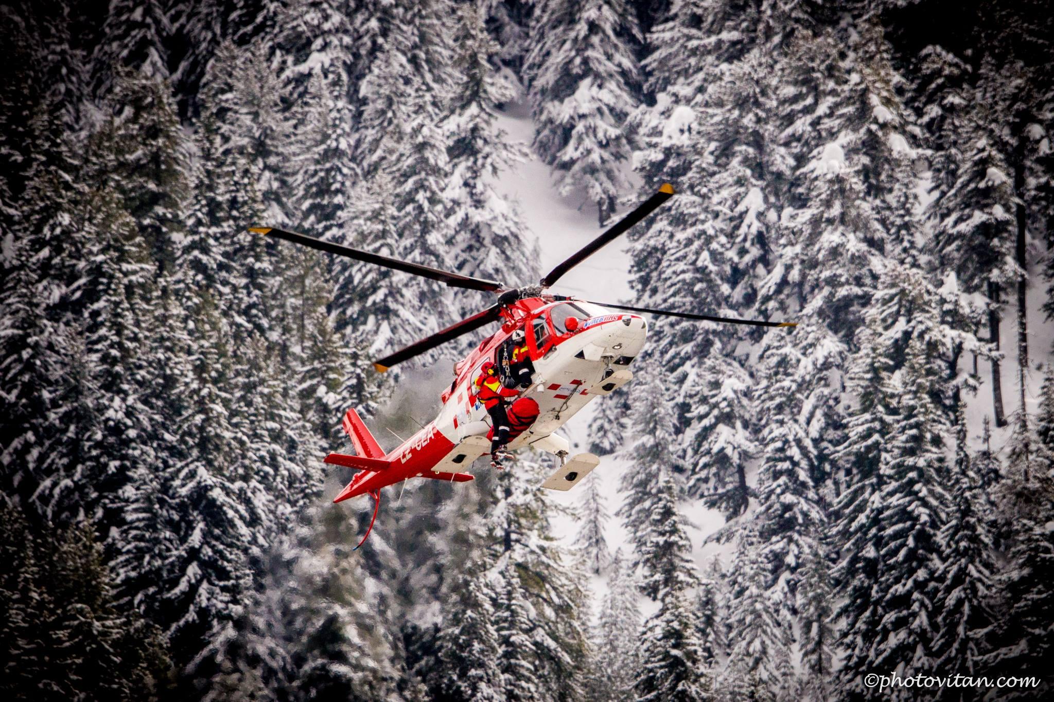 хеликоптерно спасяване