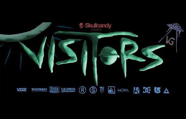 visitors videograss