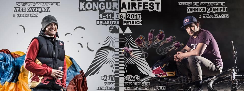 Kongur Air Fest 2017