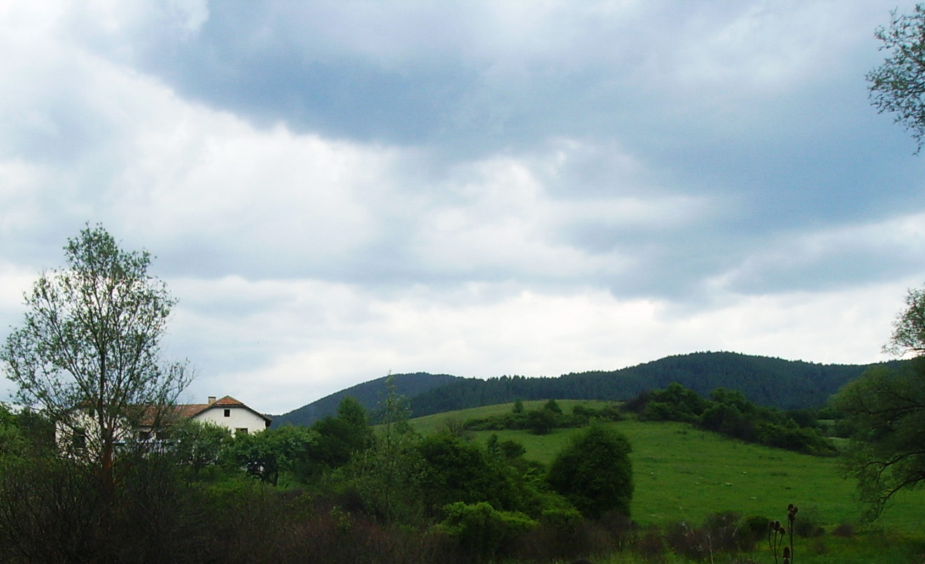 Еловишка планина
