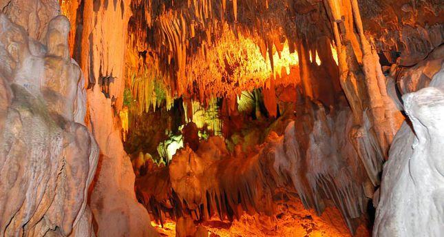 Пещерата Дамлаташ лекува астма