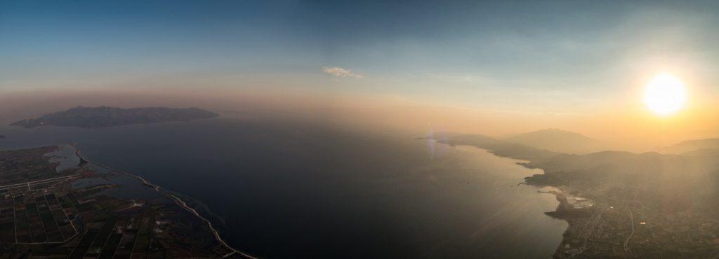 Ясен Савов - 350 км с парапланер