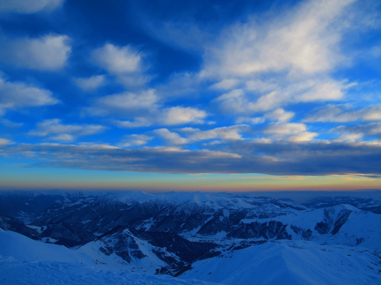 връх Садзеле, Грузия (3306м)