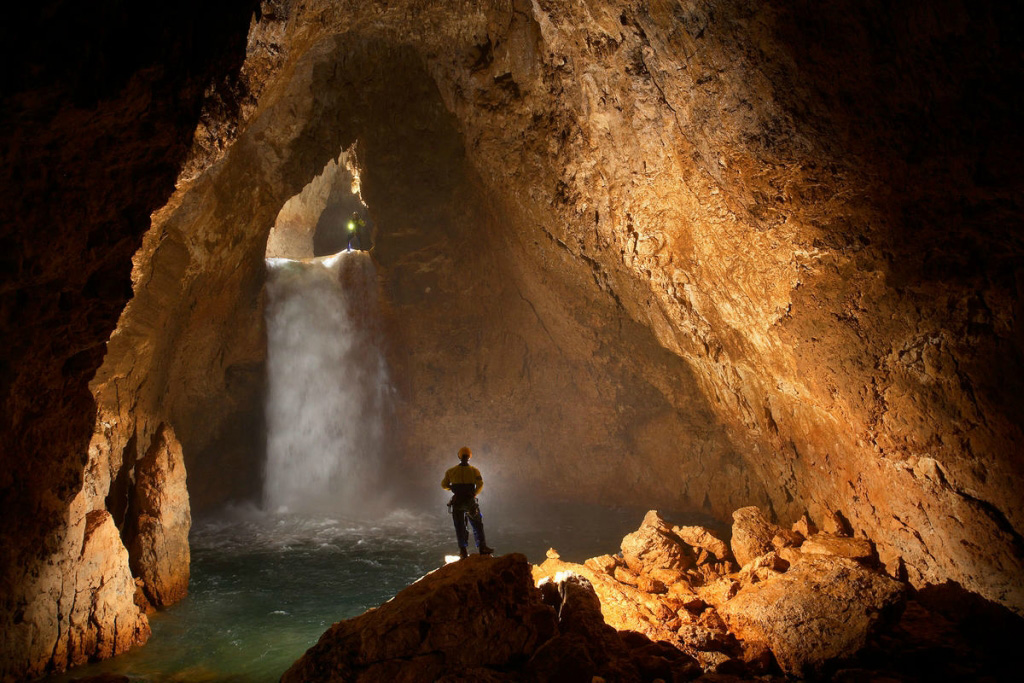 Пещерата Дамлаташ