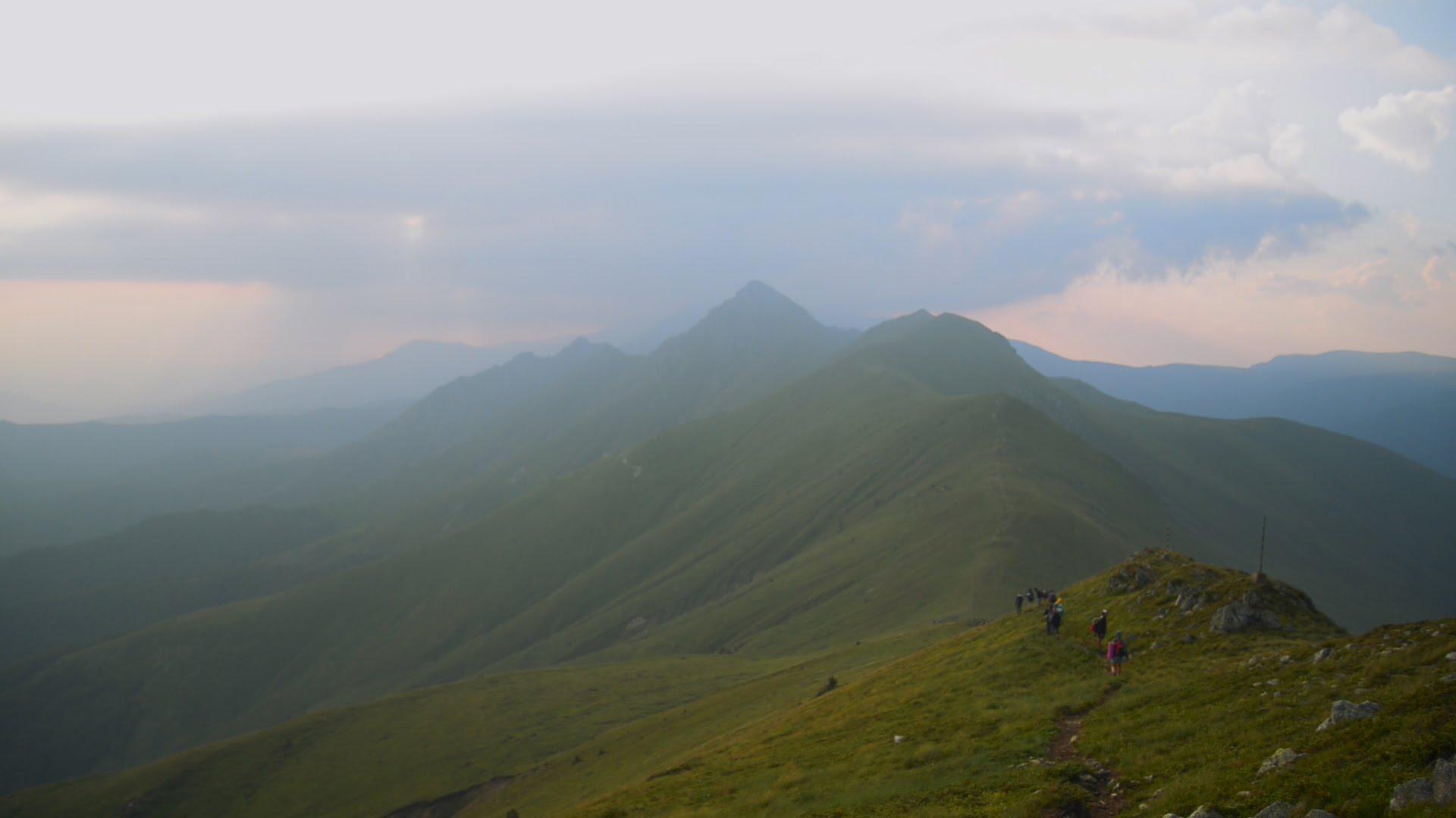 От Ком до Емине - по билото на Стара планина