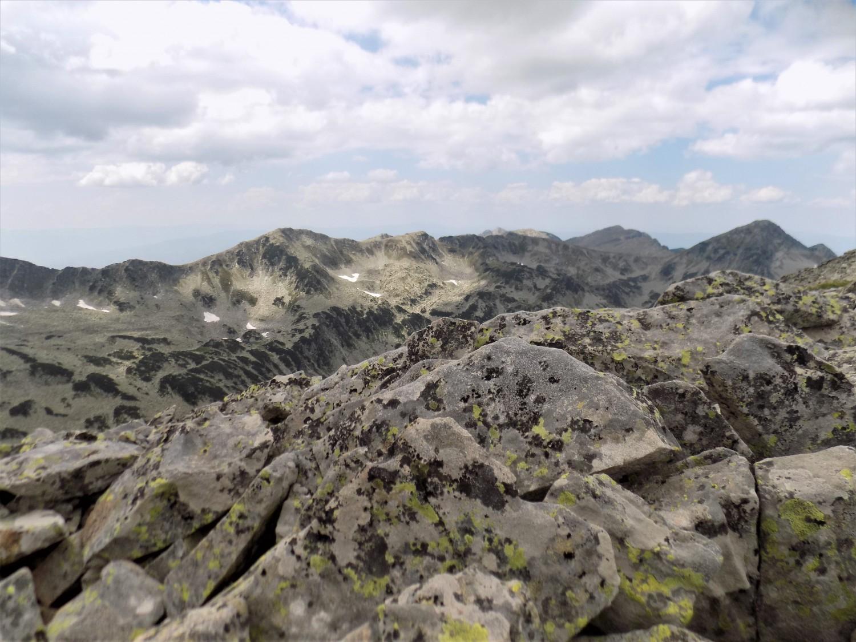 По пътеката към връх Тодорка
