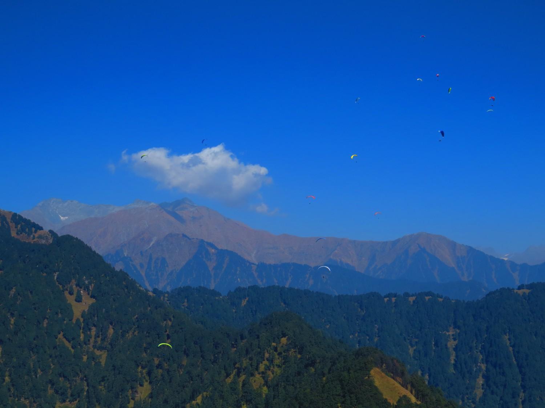 Бир Билинг, Хималаи фотография: Ира Кюрпанова