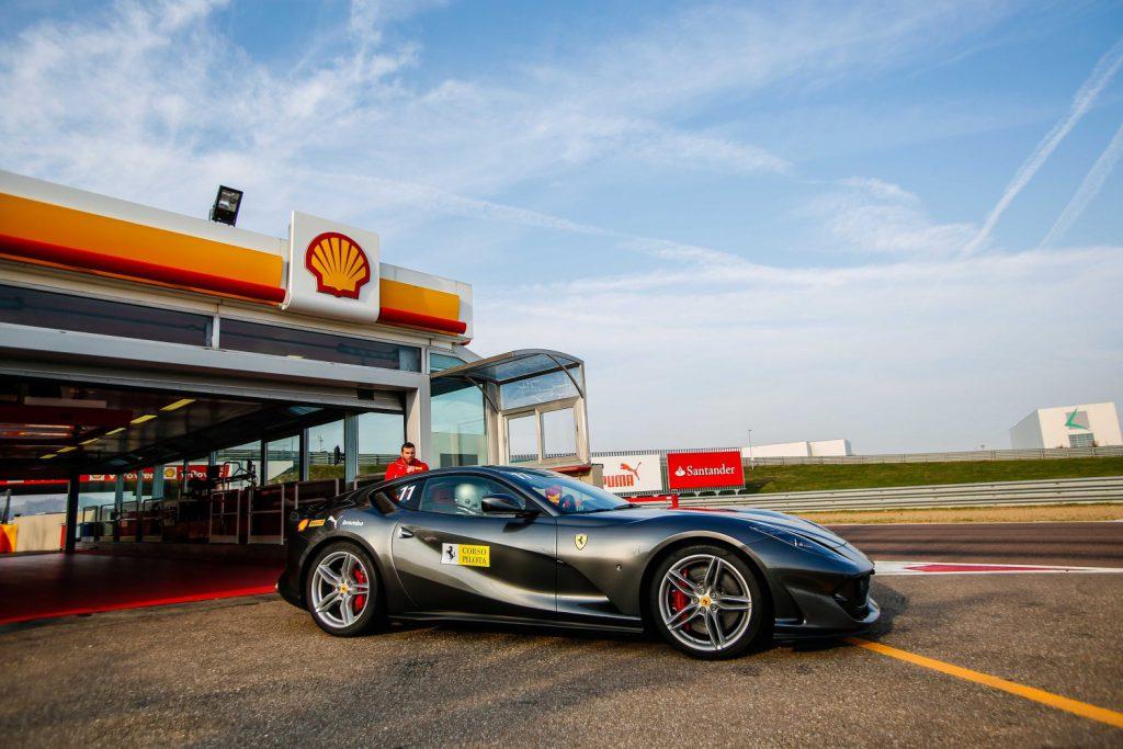 Shell Drive Challenge