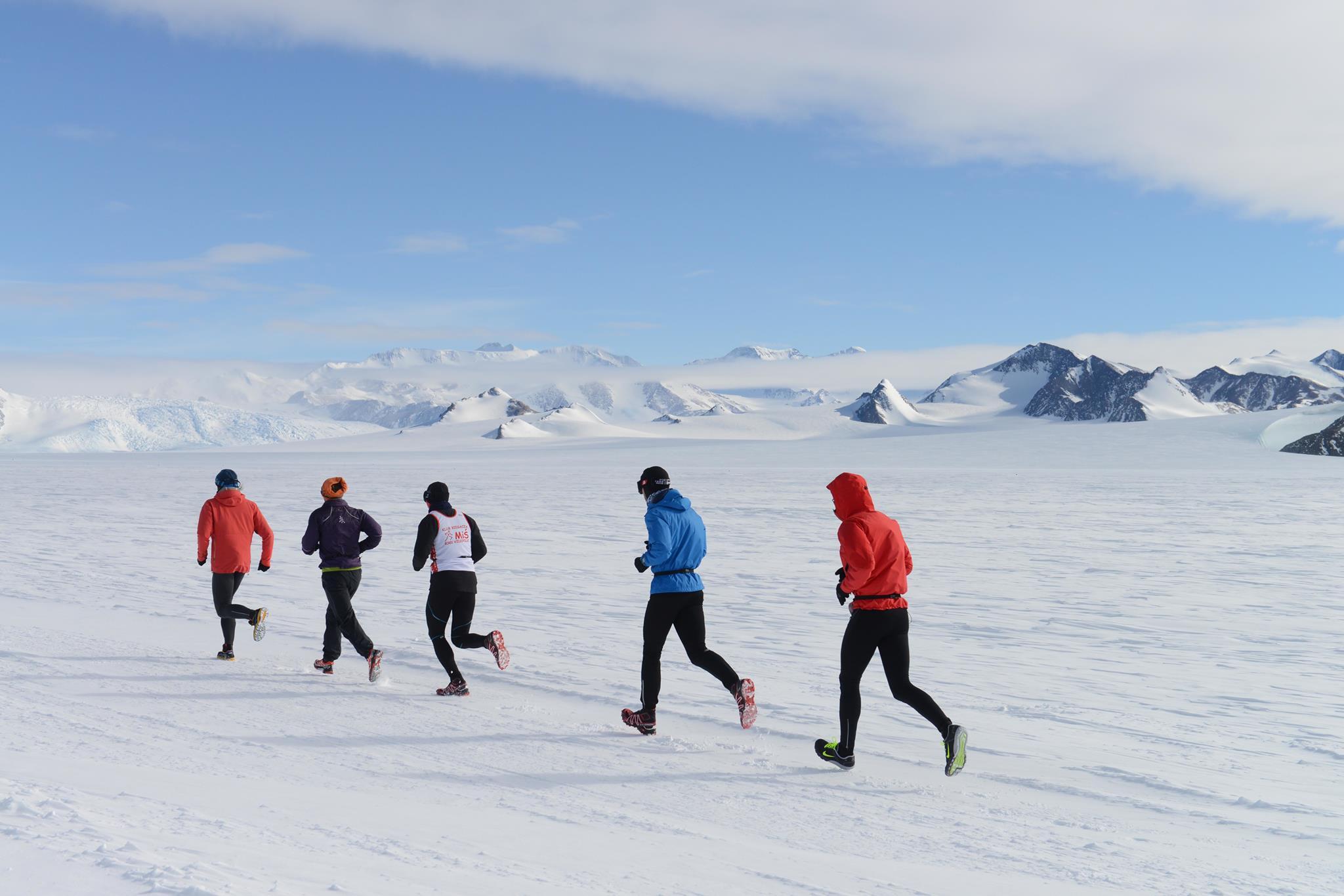 Антарктически леден маратон