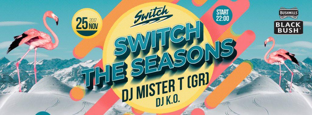 Switch the Season