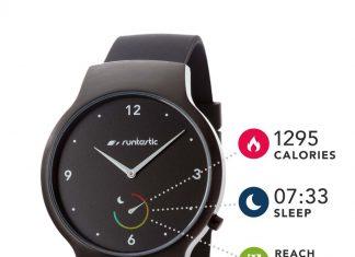 Runtastic Smartwatch Moment Basic