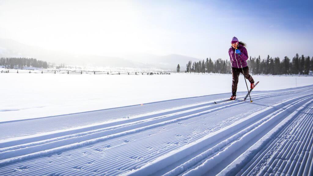 Ски бягане