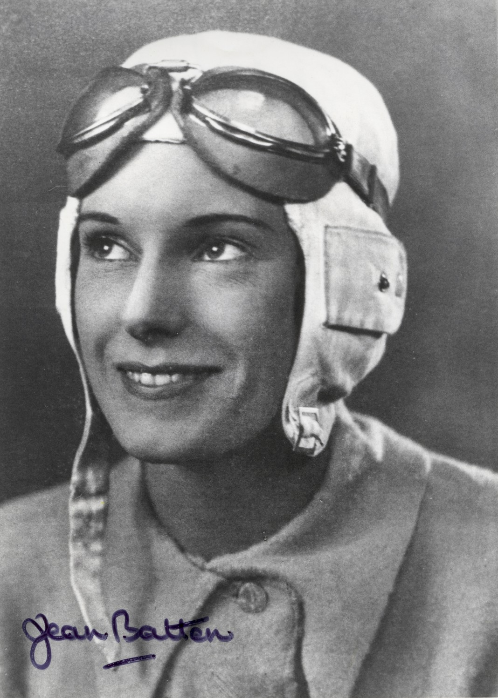 Джейн Батън, 1938г.