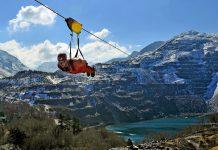 Най-бързият алпийски тролей в света