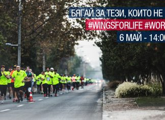 Wings for Life 2018