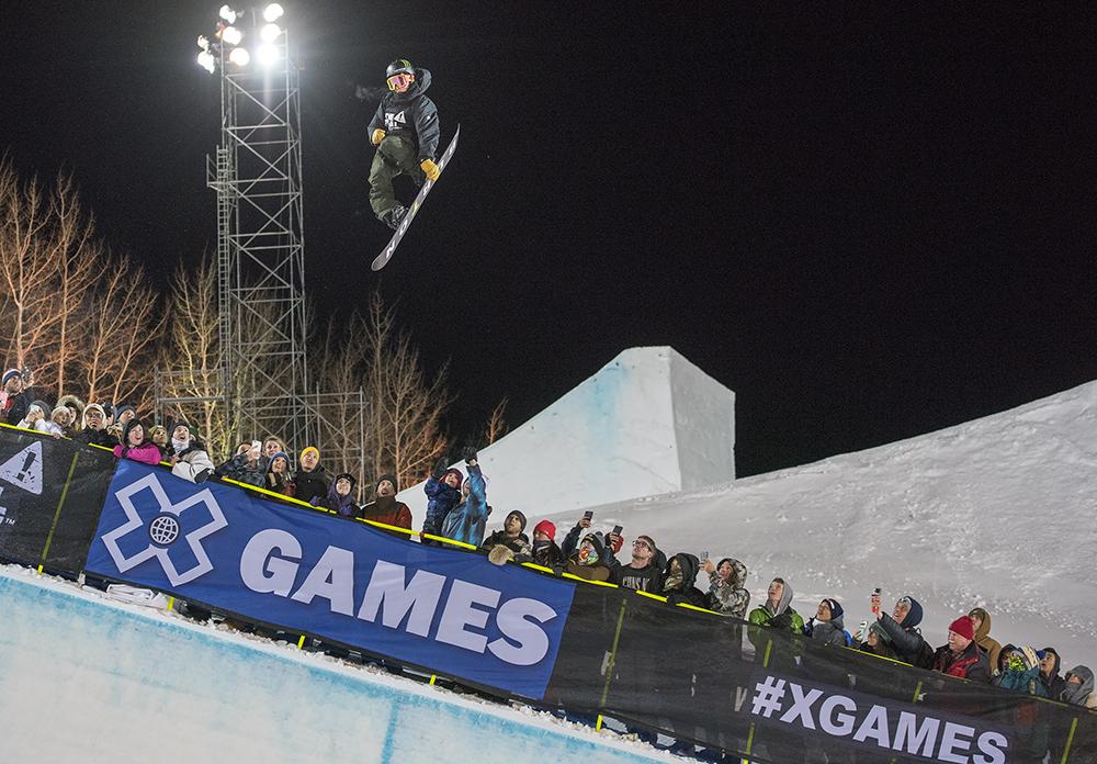X Games, Aspen 2018