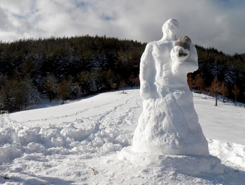 Необичайни зимни забавления