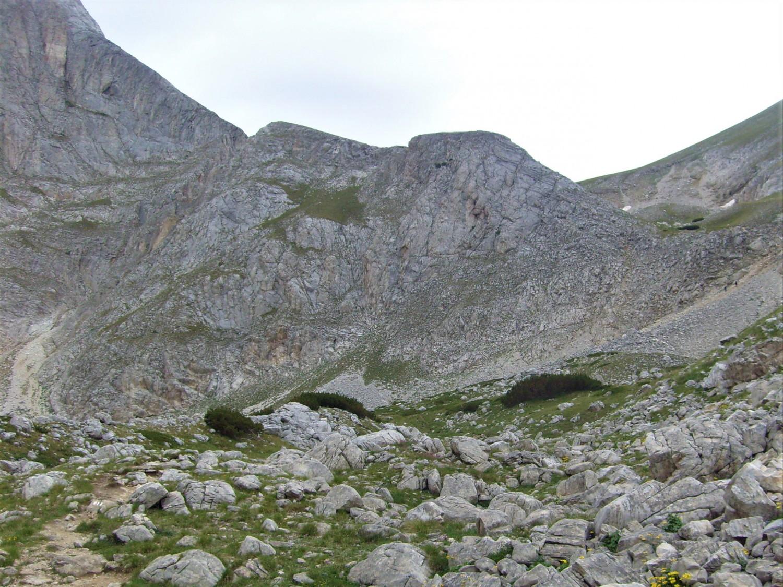 Местността Казаните
