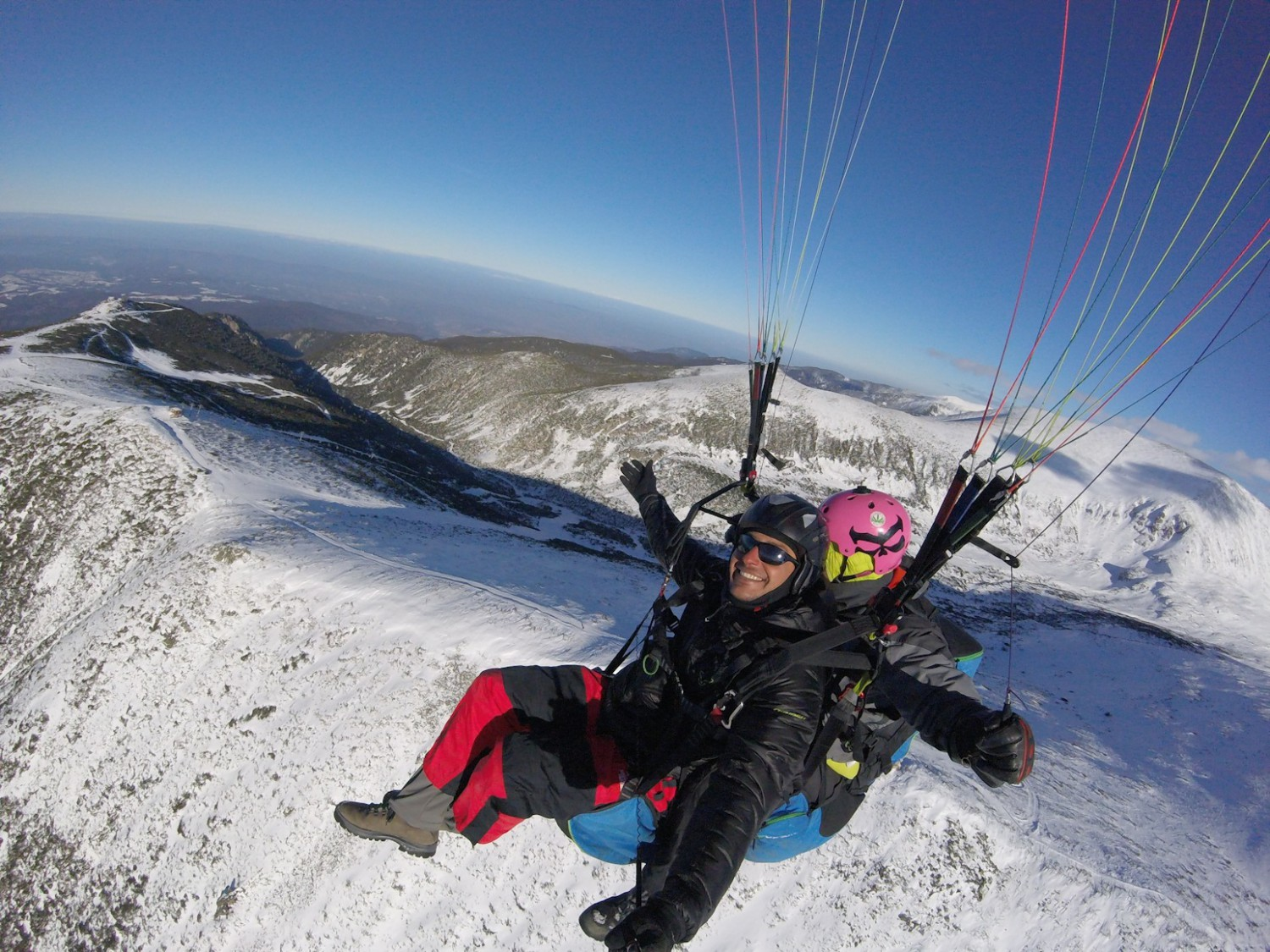 Fly Borovets with Sky Camp @ Adventure Center