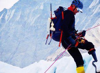 Алпинисти с увреждания