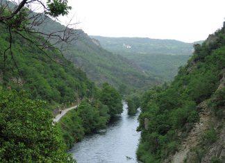 Matka Canyon Macedonia