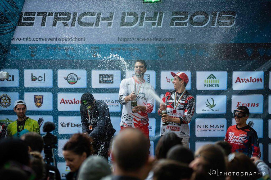 Petrich DHI 2018 награждаване