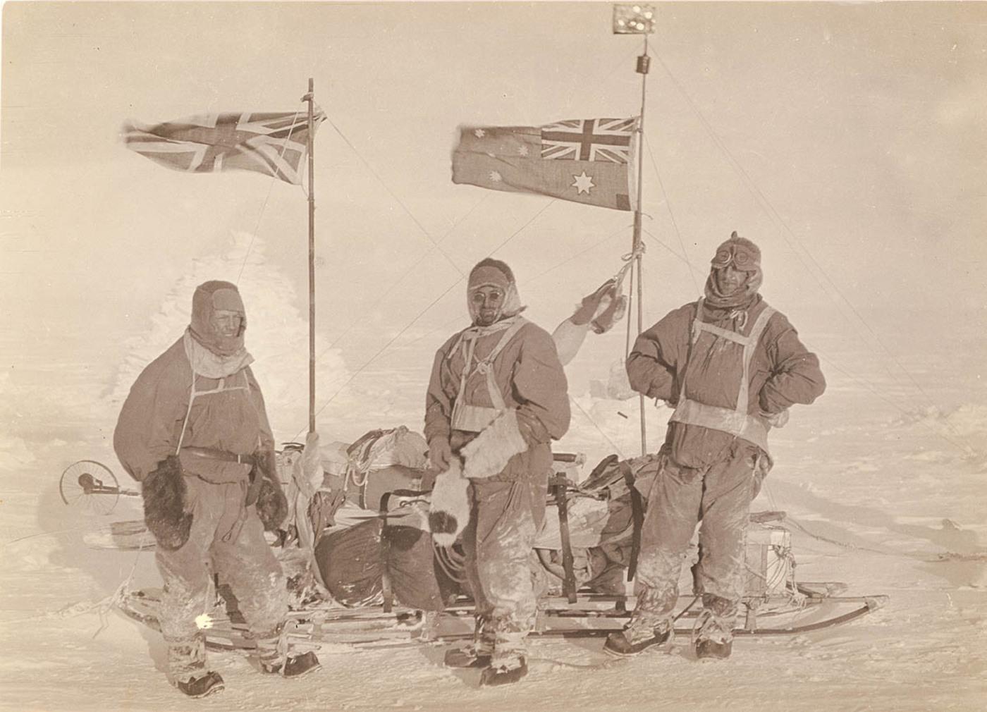 Австралийска антарктическа експедиция