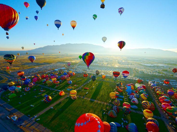 Фестивал на летящите балони