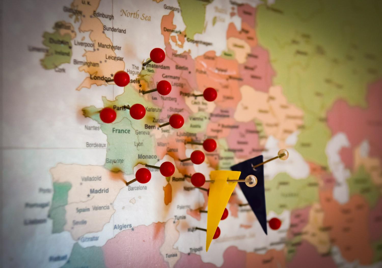 Опознай Европа