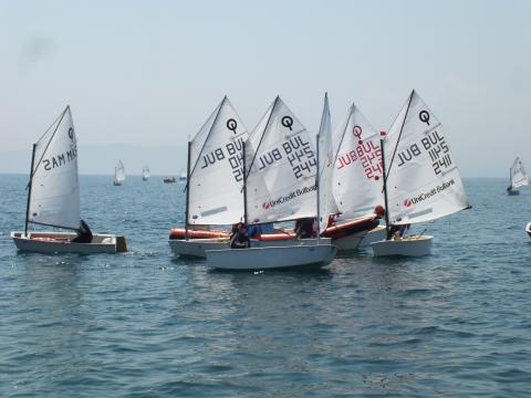 """Yacht Club """"Port Burgas"""""""