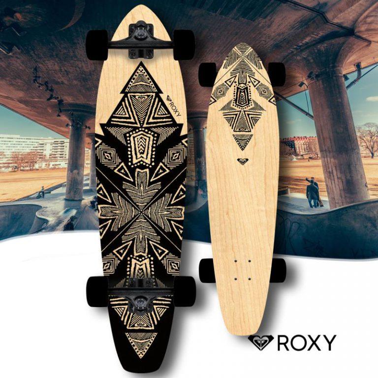 Roxy Longboard