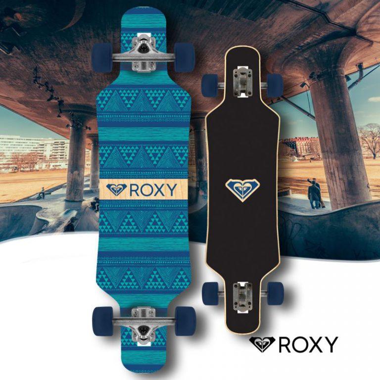 Roxy Longboard Free